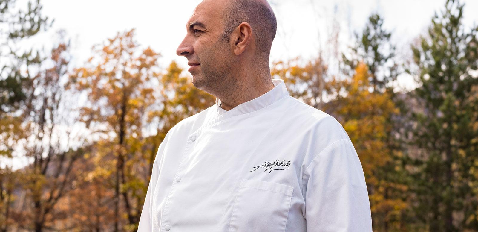 La Cook Branding Chef Seby Sorbello