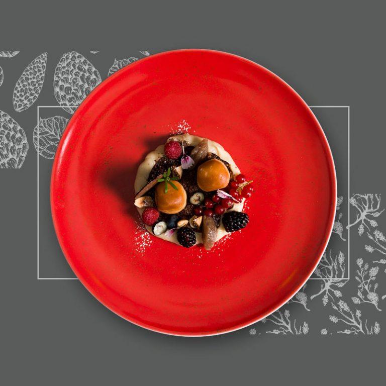 La Cook Branding Piatto Seby Sorbello