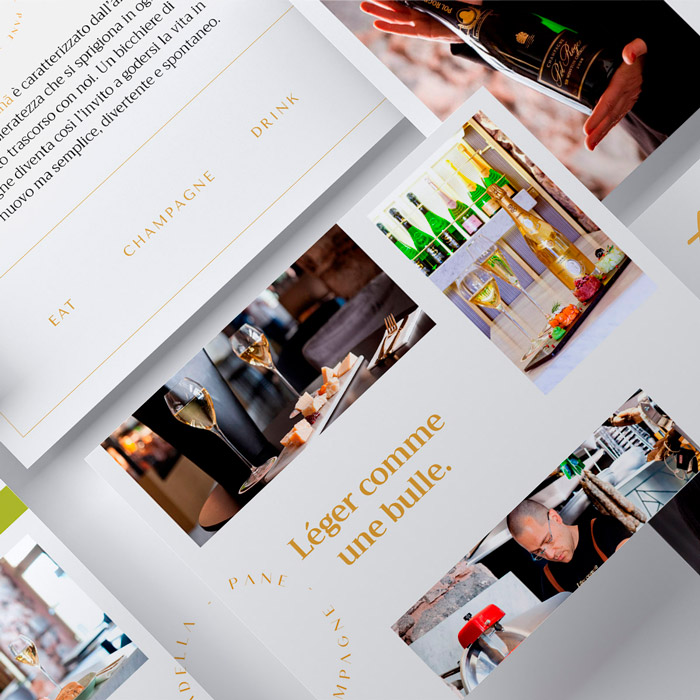 La Cook Website Pamocha