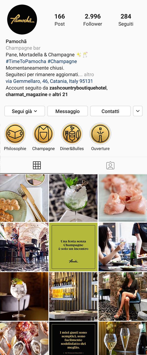 La Cook Social Pamocha Instagram