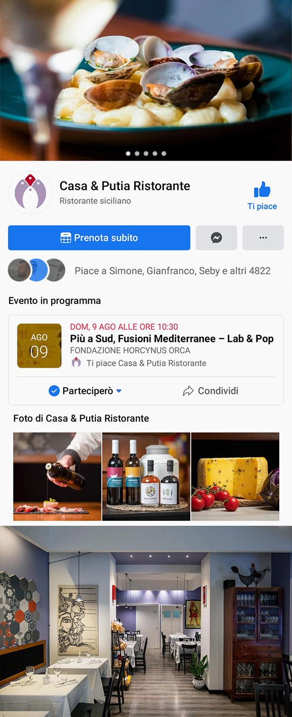 La Cook Social Casa & Putia Facebook