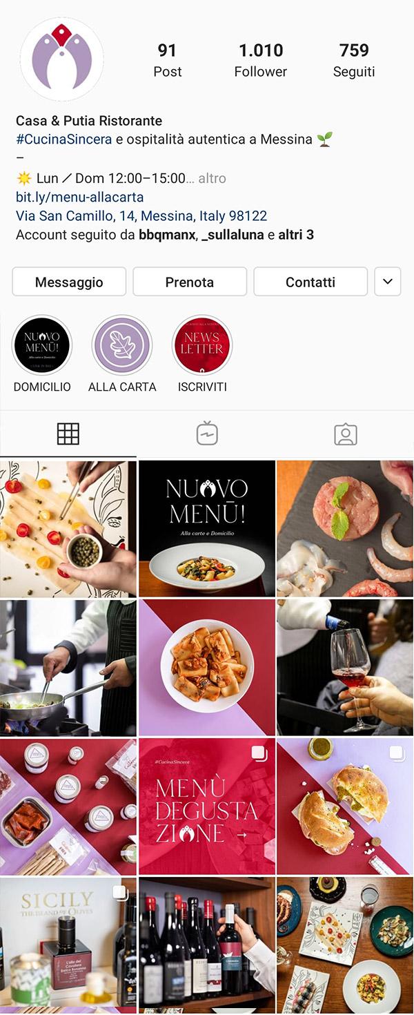La Cook Social Casa & Putia Instagram