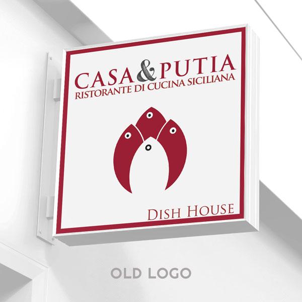 Old Logo Casa & Putia