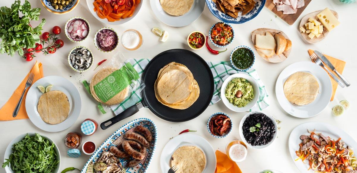 La Cook Foodstyling Kuika Mexican Food